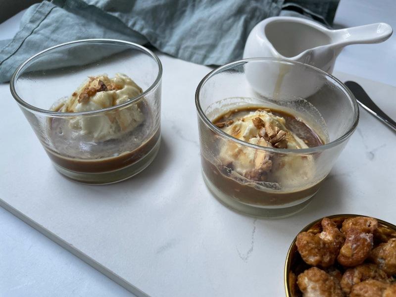 גלידה וניל אפוגטו 5