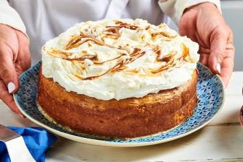 בין טורקיה לארגנטינה: עוגת טרס לצ'ס משגעת!