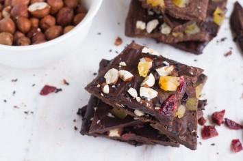 חטיפי שוקולד פרווה של ישראל אהרוני