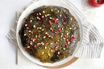 רון יוחננוב מפתיע: אין אין חגיגה בלי עוגת עלי גפן!