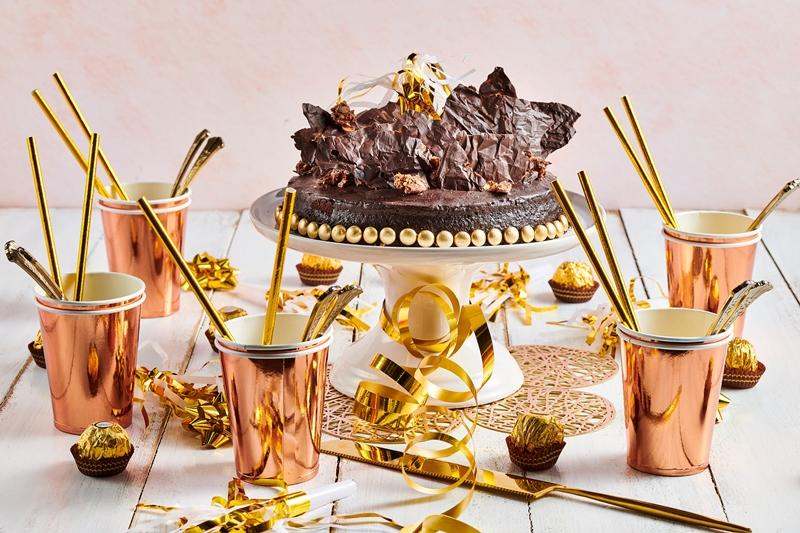 עוגת שוקולד יום הולדת 1
