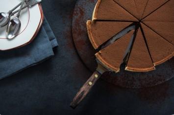 טארט שוקולד מושלם של הקונדיטור דודו אוטמזגין