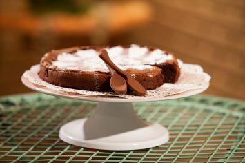 עוגת שוקולד ללא קמח ב-5 מרכיבים