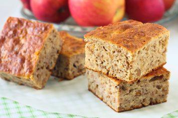 עוגת תפוחים של מייה לוצאטו