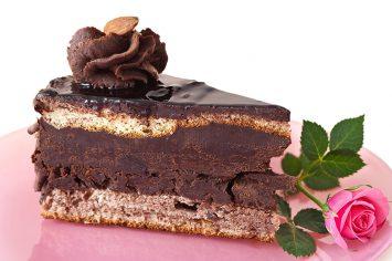 עוגת שכבות שוקולד של זיוה סיסו