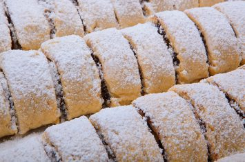 עוגיות מגולגלות ג'מבו