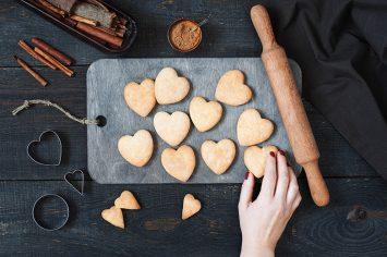עוגיות הלב הפועם
