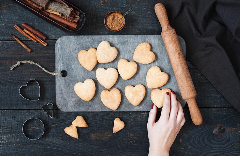 עוגיות לבבות