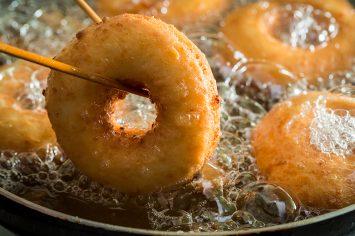 דונאטס תפוחים