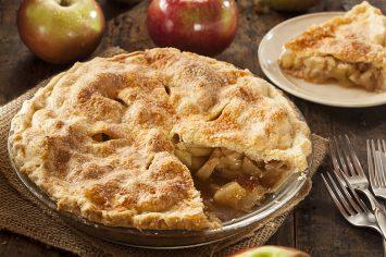 פאי תפוחים אמריקאי
