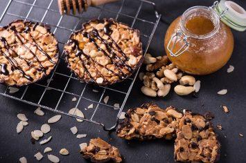 עוגיות תחרה דקיקות (פלורנטינים)