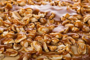 אגוזים בציפוי קראנצ`י מתוק