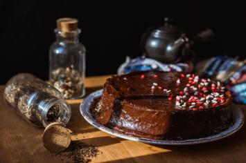 עוגת יום הולדת בלי ביצים
