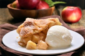 קינוח פאי תפוחים אישי ממלאווח