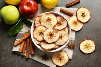 תפוצ'יפס תפוחי עץ