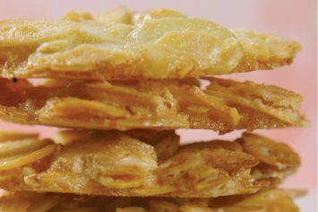 עוגיות שקדים דוגמניות