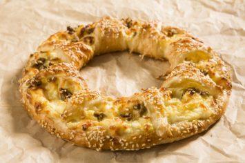 מלאווח שמש ממולא גבינה של קרין גורן