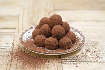 טראפלס שוקולד קרמל של קרין גורן