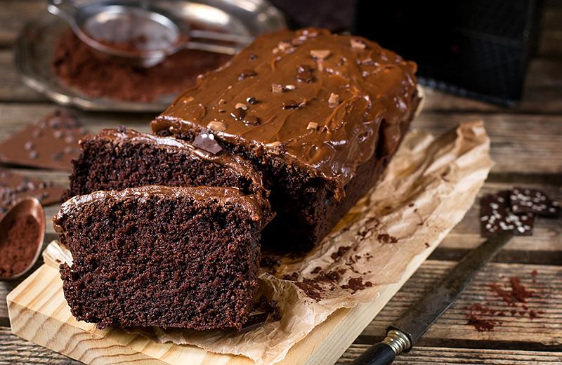 עוגת שוקולד בחושה שילדים אוהבים