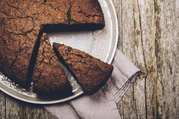 עוגת שוקולד לייט