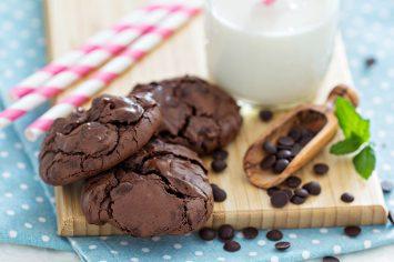 עוגיות שוקולד למכורים בלבד
