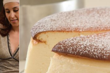 מלכת עוגות הגבינה: עוגת גבינה אפויה קלאסית