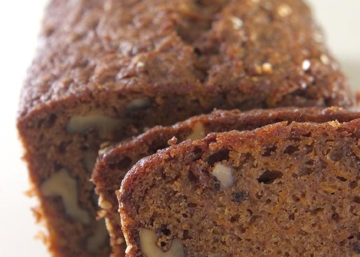 עוגת גזר בריאותית. צילום: דניאל לילה