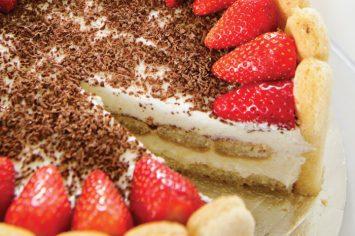 עוגת טירמיסו מפנקת ודיאטטית