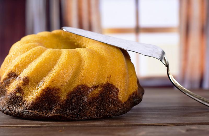 עוגת שיש רכה בטירוף. צילום: שאטרסטוק