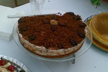 עוגת גבינה לפסח של דורית מאנגני