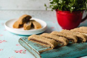 קרין גורן מקצרת לכם את הדרך - עוגיות סטייל קרמוגית לעצלנים