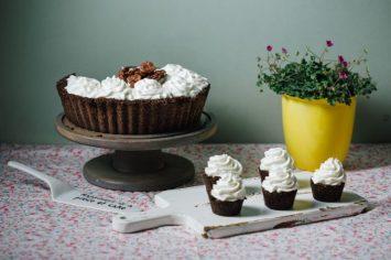 הפאי המושלם: פאי שוקולד בהשראת מילקי