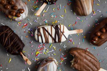 ארטיק חורף: עוגות שיש אישיות בציפוי קריספי של קרין גורן