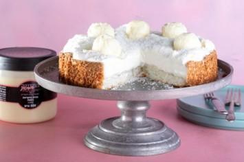 עוגת קוקוס בהשראת רפאלו מושלמת!