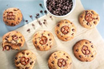 עוגיות שוקוצ'יפס בייגלה של קרין גורן