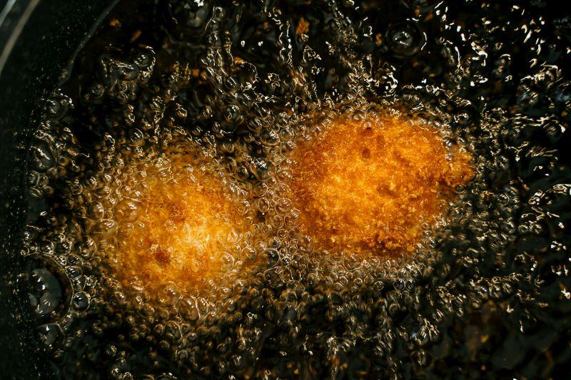 ארנציני גבינות ופטריות. צילום: ספיר קוסה