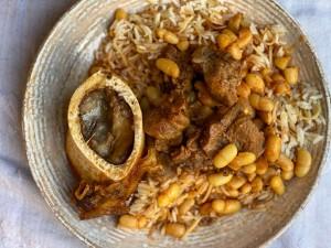 אורז ושעועית. צילום: דניאל עמית