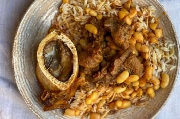 זה מה שאוכלים אצלי בבית: אורז ושעועית!