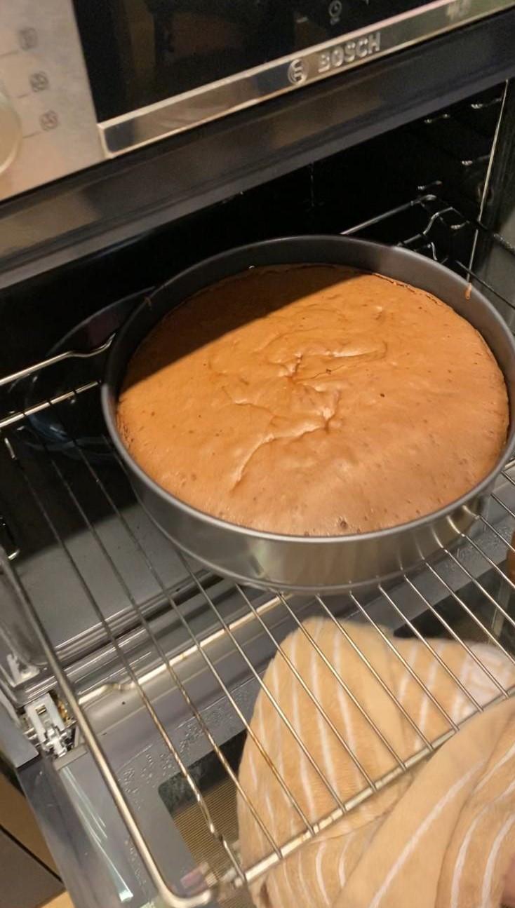 עוגת שוקולד בתנור