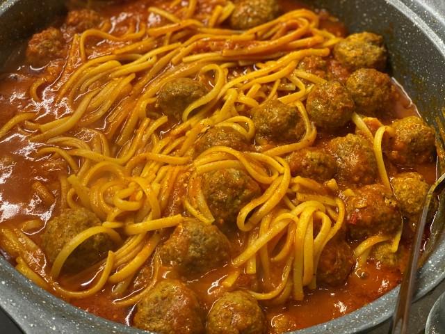 ספגטי מיטבולס